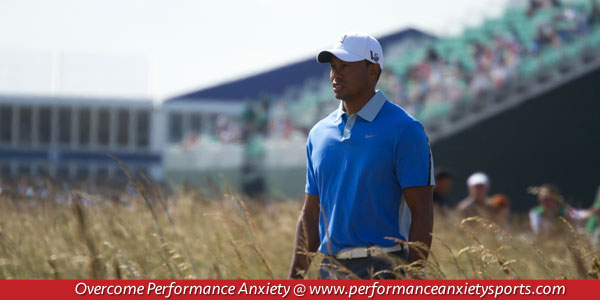 Tiger Woods Focus