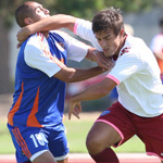 Playing Aggressive Soccer
